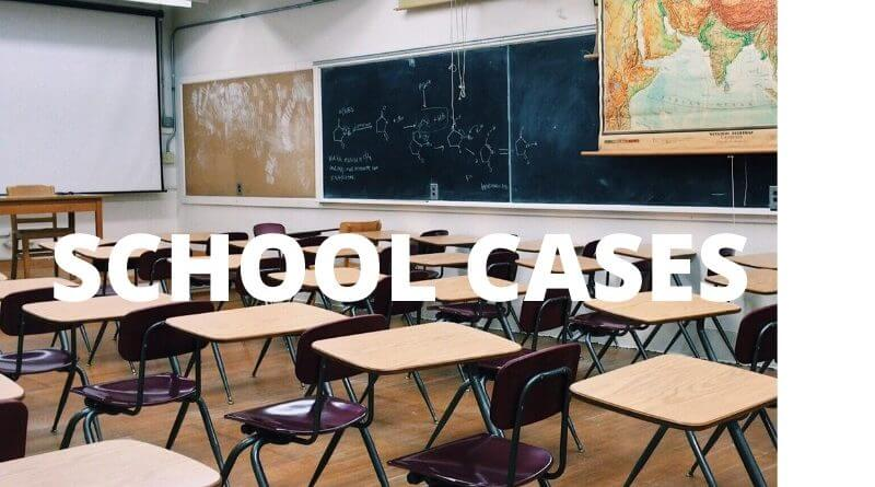 Schools in 38 Mississippi counties are reporting cases and quarantines