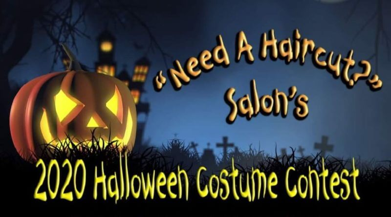 Need a Haircut Salon in Ripley doing it's part to lift Halloween spirits