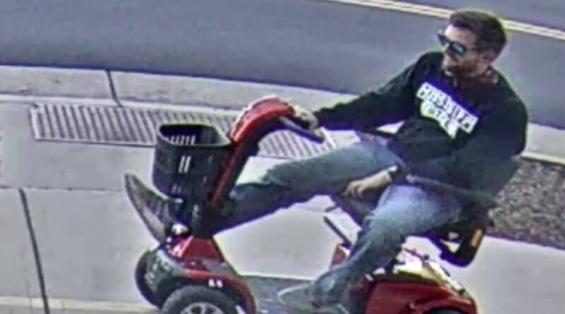 Mississippi State Student Arrested for Stealing Scooter from Elderly Man