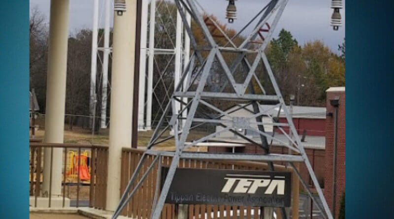 Tippah Electric suspending outside operations, including hookups, for next two weeks