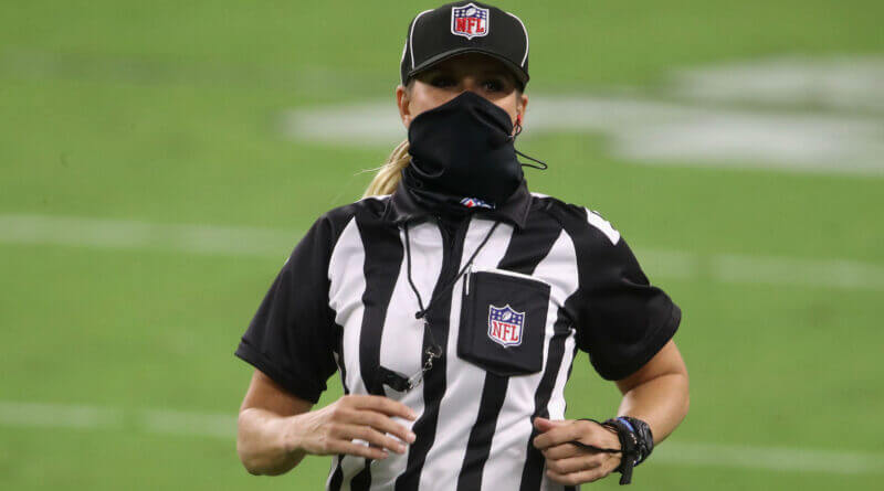 Mississippi Woman To Become First Woman to Officiate Super Bowl