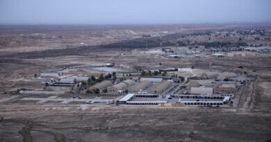 One US Contractor Dead  after Rocket Strike on Iraqi Base