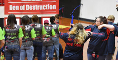 Twice as nice: Pine Grove and Walnut take home state titles in archery